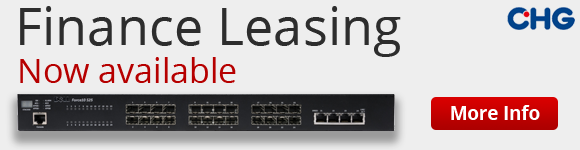 We're now offering finance leasing.