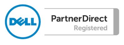 Dell partner direct registered logo